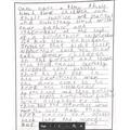 Sienna's big write