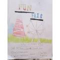 Esme's fair poster