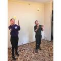 Bethany and Matthew's Cricket