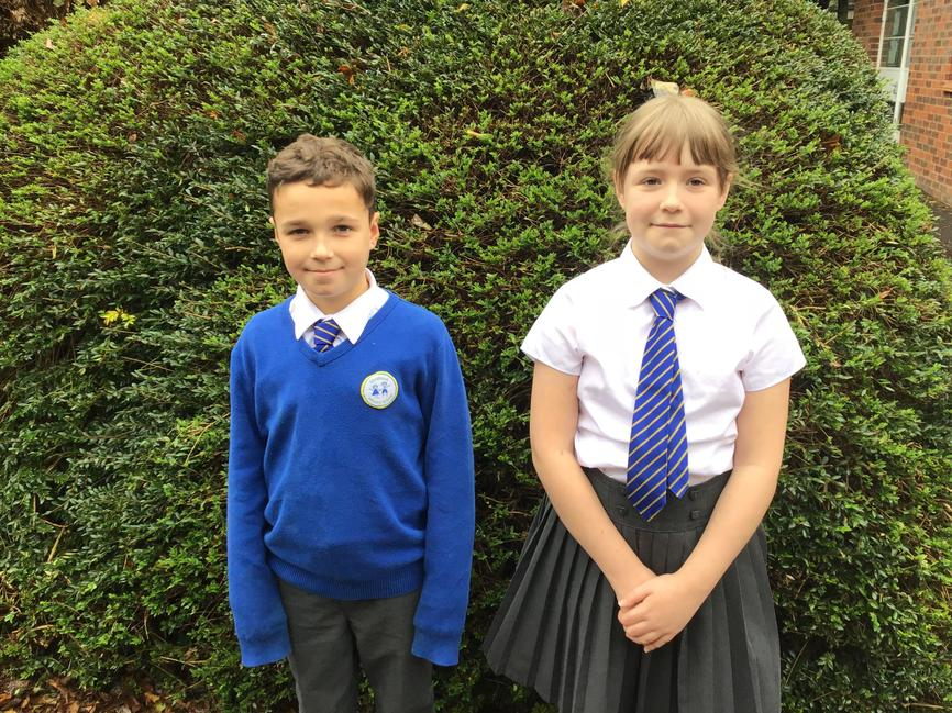 Class 6 Charlie and Charlotte