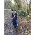Edward's Muddy Walk