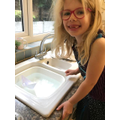 Betty's science experiment
