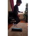 Adam's pentathlon speed bounce