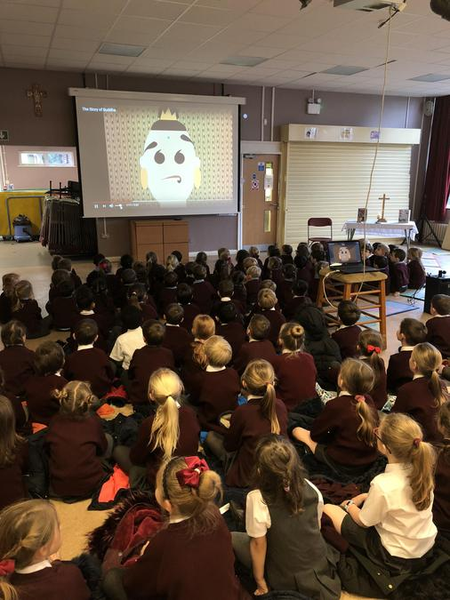 Buddhism Assembly January 2018