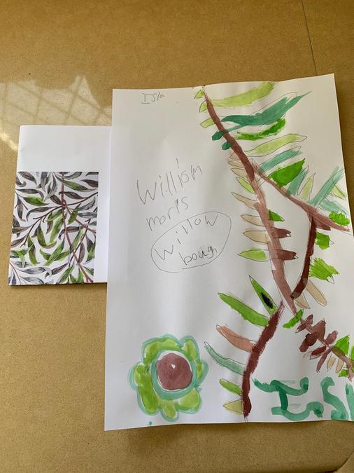 Isla's willow