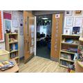 Fox class entrance to classroom
