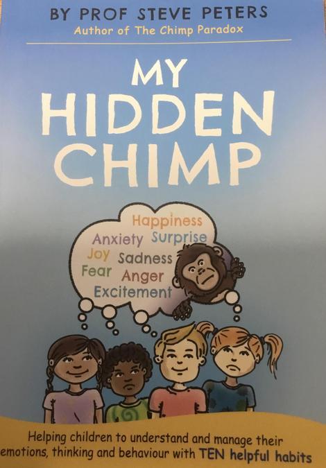 My Hidden Chimp by Professor Steve Peters