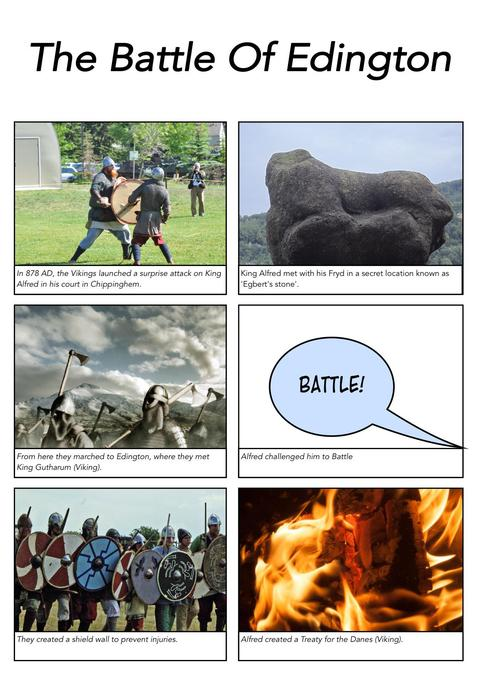 Battle Comic 1