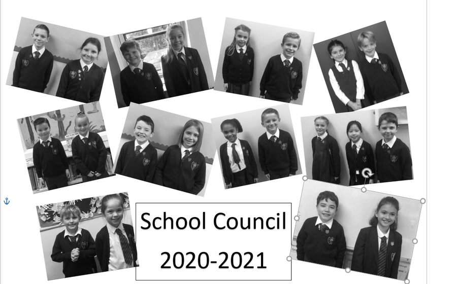 Our School Council Members 2020-2021