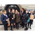 Duxford School Trip