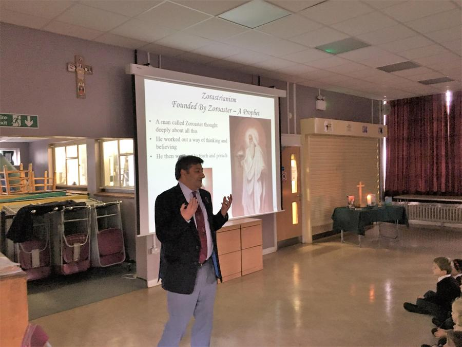 Zoroastrianism Assembly