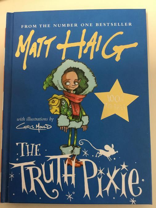 The Truth Pixie bu Matt Haig