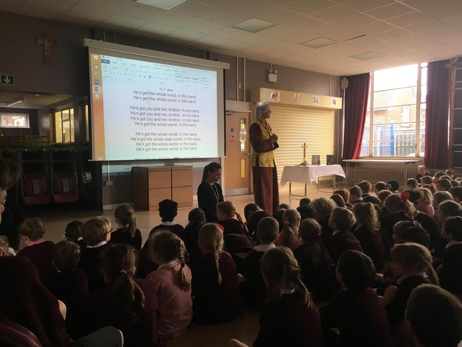 Assembly on Buddhism