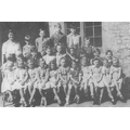 Shenington School circa 1950 (C) Nan Clifton