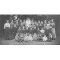 Shenington School May Day 1911/2  (C) Nan Clifton