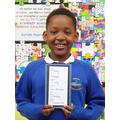 Autism Poem Winner