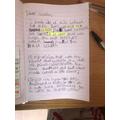 Chloe's Persuasive Writing Letter