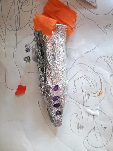 Dexter's Rocket