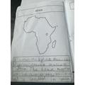 Scarlett's Africa Page