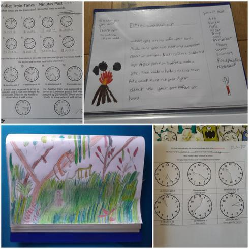 A fantastic selection of work from Ethan