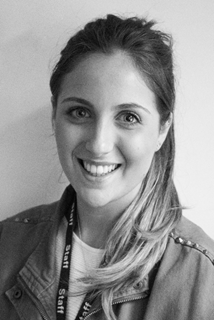 Nicole Grossman - Staff Governor, Chair of L&A Committee