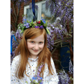 'For May Day I made a Crown'
