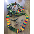 Rollercoaster for the Lego Challenge by Henry