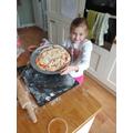 Making Yummy Pizza