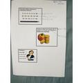 Agnes' Maths Work