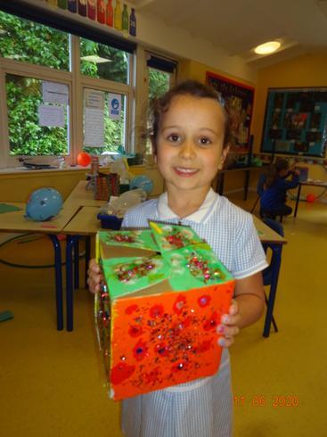 Anabella's magic box