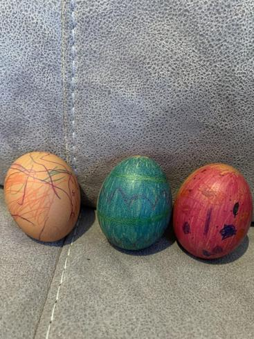 Arien's eggs