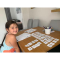 Learning 10 times table