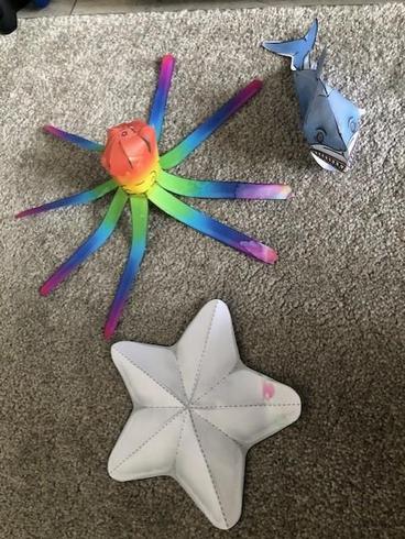 Leah's 3-D models