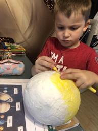 Building a planet