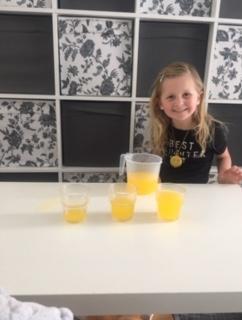 Amelia's potion