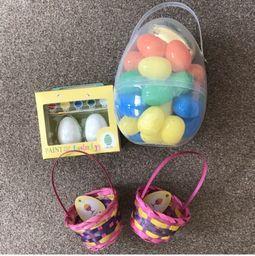 Ephraim's Easter egg hunt