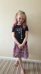 Lilly ready for VE Day celebrations
