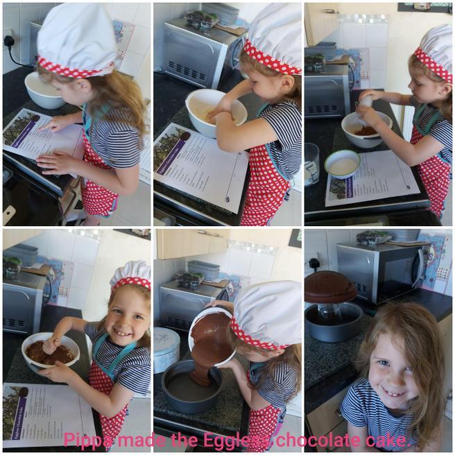 Creating WW2 recipes