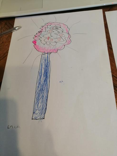 More of Emilia's wand designs