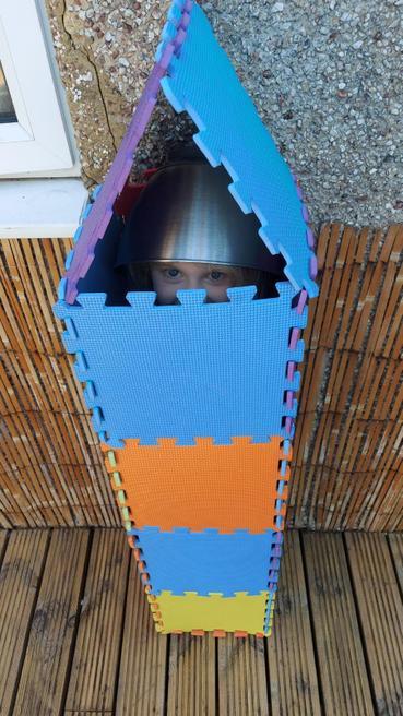 Gabriella's rocket
