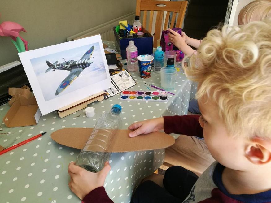 Designing a Spitfire