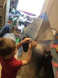 Building a rocket