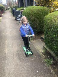 Scooter fun