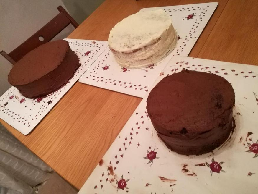 Ethan's bake off