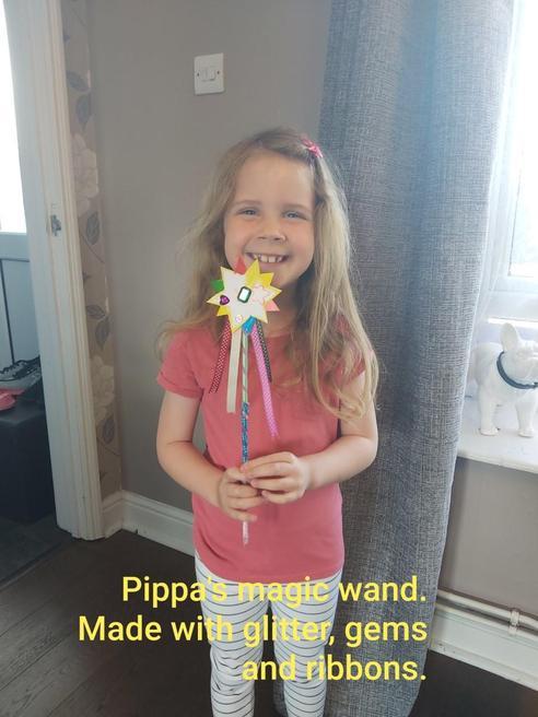 Pippa's wand