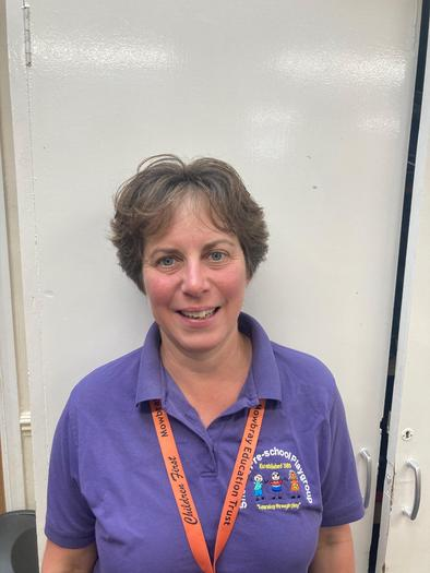 Mrs Sharpe, Pre School support