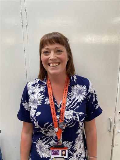 Mrs Jarvis, Pre School Teacher