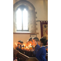 Christingle Service at Church