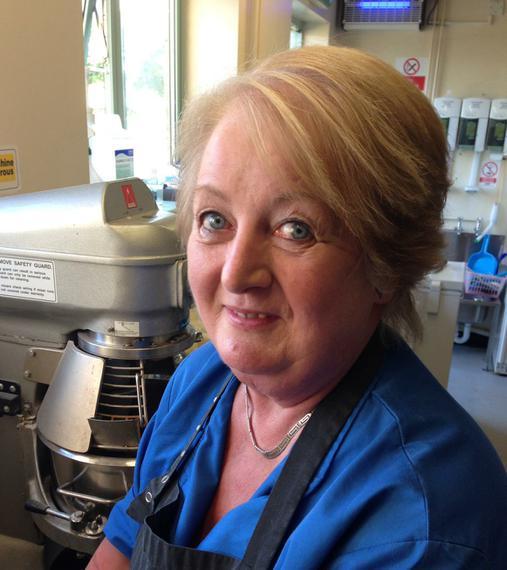 Mrs Liddington - Catering Assistant