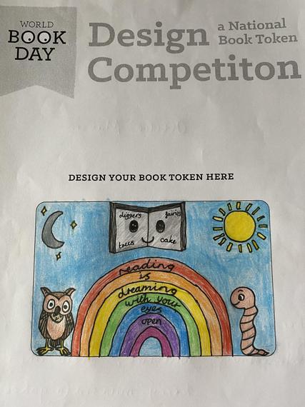 Book token competition design